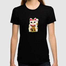 Maneki-neko T-shirt