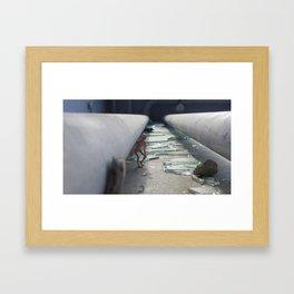 humanoid 2° Framed Art Print