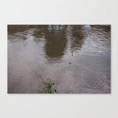 Le Bateau Canvas Print