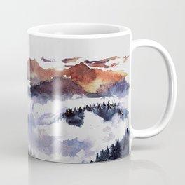 Hidden in the heights Coffee Mug