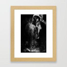 claustrophobic Framed Art Print