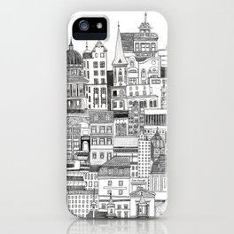 Berlin - cityscape print - architecture iPhone Case