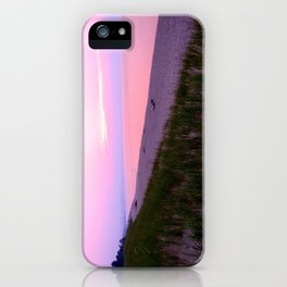 Marquette, MI iPhone Case