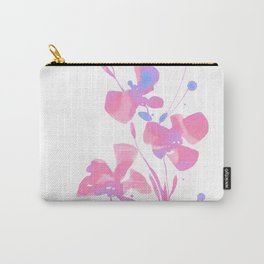 Organic Impressions 334za by Kathy Morton Stanion Carry-All Pouch