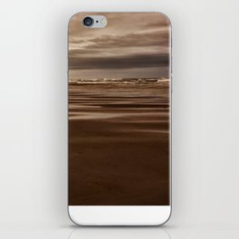 Seascape, Long Beach, Washington iPhone Skin