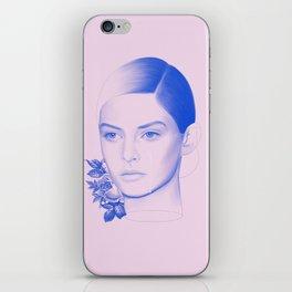 Troubled iPhone Skin
