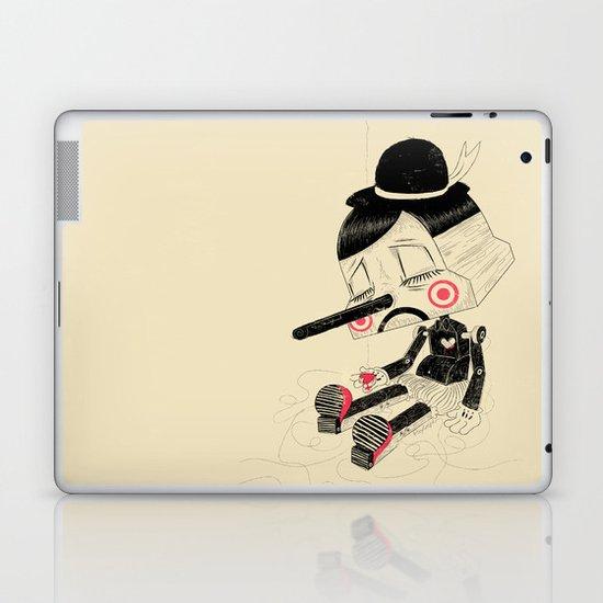 Unplug Laptop & iPad Skin