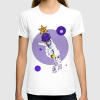 saturn T-shirts featuring Saturn by scoobtoobins