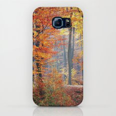 Colorful Autumn Fall Forest Slim Case Galaxy S7