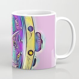 Lilac Richard Mille 037 Automatic Coffee Mug