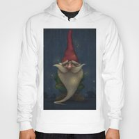 gnome Hoodies featuring Gnome by Jordygraph