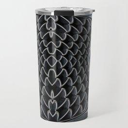 Metal abstract 1 Travel Mug