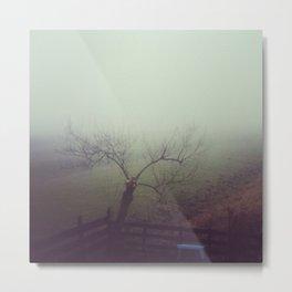 Thetree Metal Print