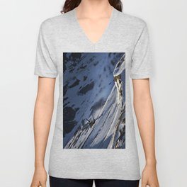 Swiss Alps Unisex V-Neck