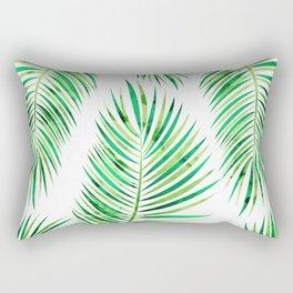 Palm Reader Rectangular Pillow