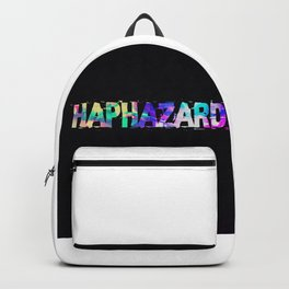 Haphazard Backpack