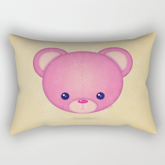 Teddy Rectangular Pillow