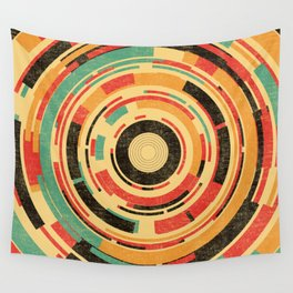 Space Odyssey Wall Tapestry