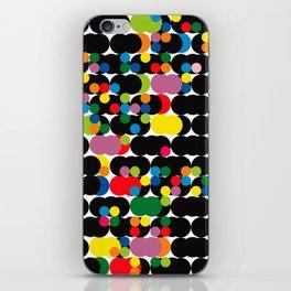 DOTS - polka 1 iPhone Skin