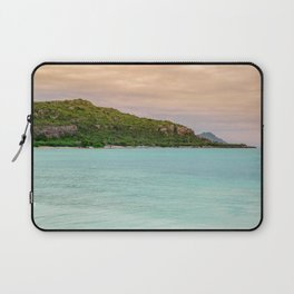 Colorful Day at the Beach Laptop Sleeve