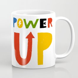 Power Up Coffee Mug
