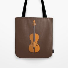 The Case of the Curious Stradivarius Tote Bag