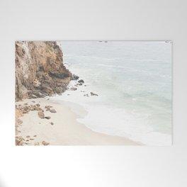 Malibu California Beach Welcome Mat