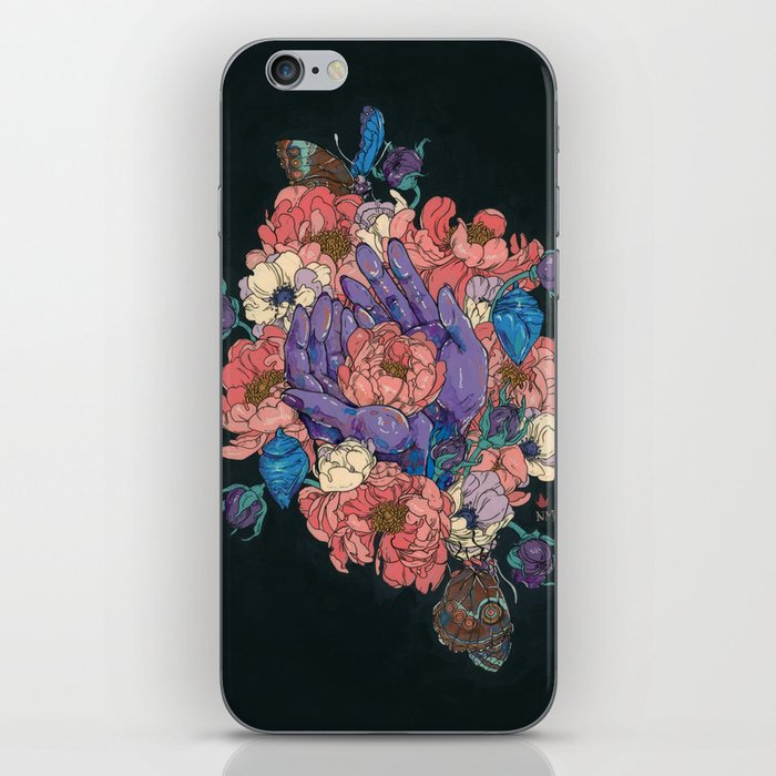 This is My Hand (This is My Heart) iPhone Skin