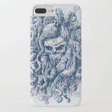 Mermaid Skull 2 iPhone 7 Plus Slim Case