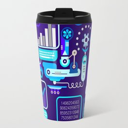 E-commerce Travel Mug