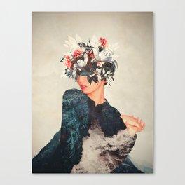 Kumiko Canvas Print