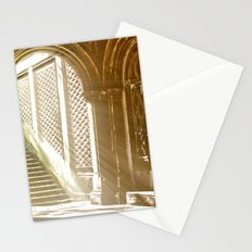 Central Park Architecture Stationery Cards