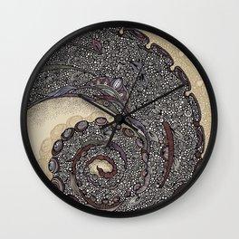 Tentacula Wall Clock
