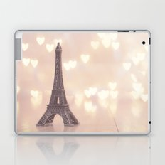 Left my heart in paris Laptop & iPad Skin