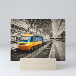 HST Paddington Mini Art Print