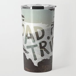 Road Trip USA - big sur Travel Mug