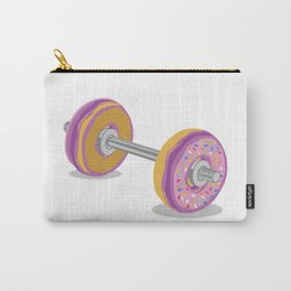 Donut Work-Out Carry-All Pouch