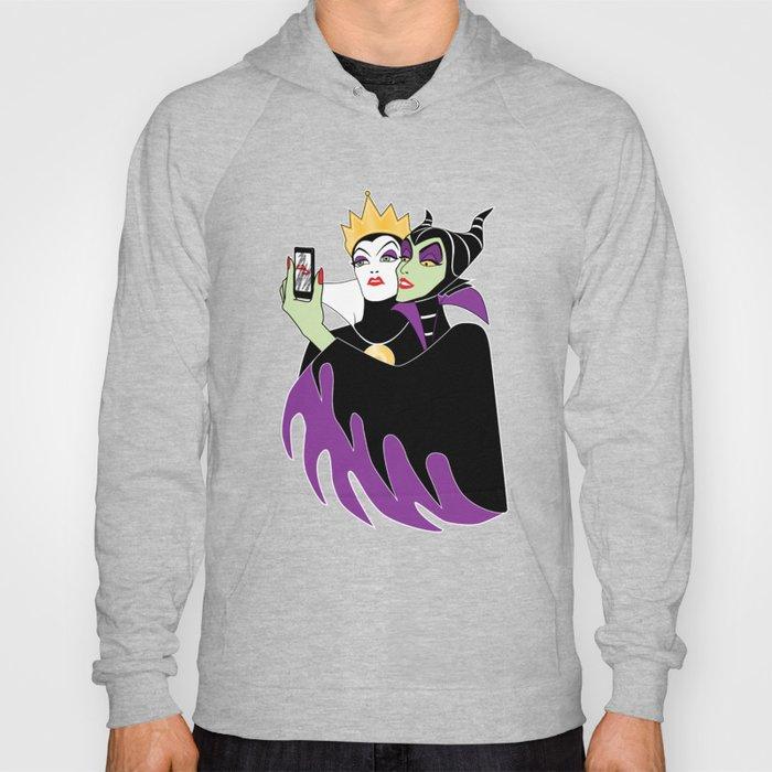 Grimhilde & Maleficent Selfie Hoody