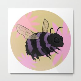 Sweet Dreams Are Made Of Bees (Ace) Metal Print