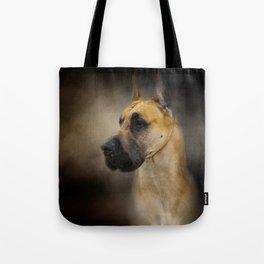 Dashing Great Dane Tote Bag