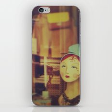 Madame Bovary iPhone & iPod Skin
