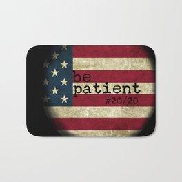 be patient 20/20 Bath Mat