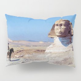 Bonaparte Before The Sphinx - Digital Remastered Edition Pillow Sham
