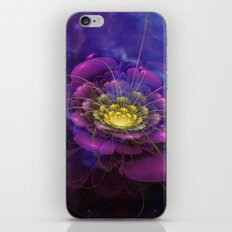 A Beautiful Fractal Flower 3 iPhone & iPod Skin