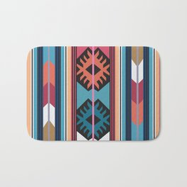 American Native Pattern No. 55 Bath Mat