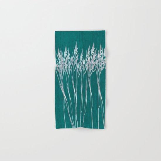 Grass Hand & Bath Towel