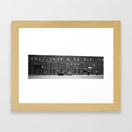 Cortland Foundations Framed Art Print