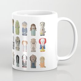 Horror Icons Coffee Mug