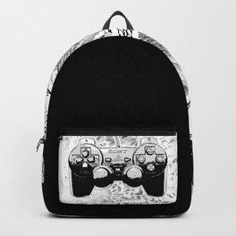 Manga controller PS Backpack
