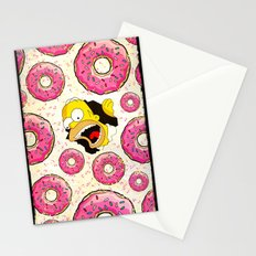 We Love Donuts - for iphone Stationery Cards
